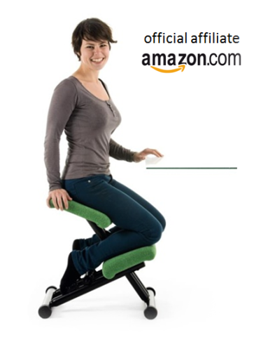 Posture Kneeling Chair kneeling office chairs | free shipping on all ergonomic knee stools